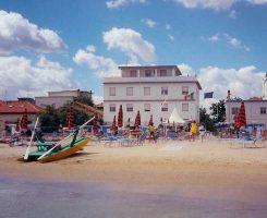 Spiaggia Viserbella di Rimini