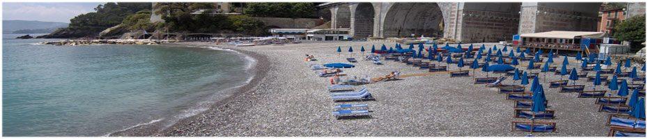Spiagge di Zoagli