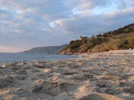 Spiaggia Acquabianca - Marina di Pisciotta - Cilento