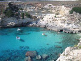 Spiaggia Baia dei Turchi - Salento - Otranto - Puglia