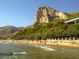 Spiaggia Bazzano - Sperlonga
