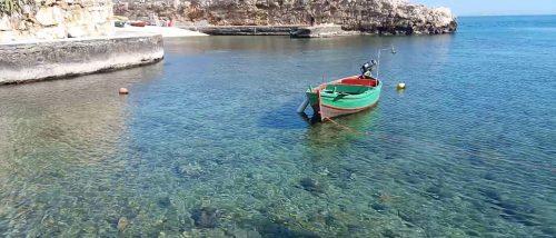 Spiaggia di Cala Paura