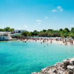 Spiaggia di Cala San Giovanni - Polignano a Mare - Puglia