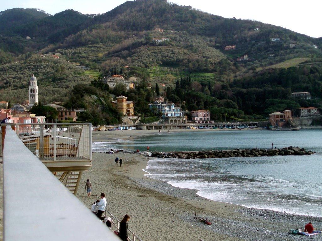 Spiaggia del Torrente Ghiararo