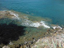 Spiaggia La Secca - Moneglia