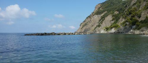 Spiaggia La Vallà - Framura
