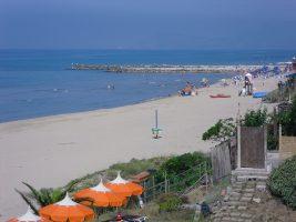 Spiaggia Lago Lungo - Sperlonga