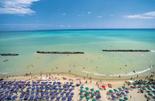 Spiaggia di Montesilvano - Bandiera Verde - Bandiera Blu