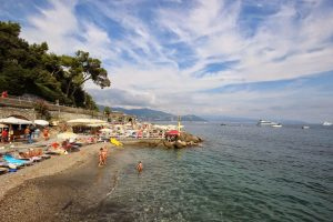 Spiaggia Punta Pedale - Santa Margherita Ligure