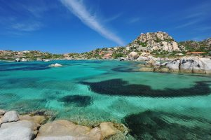 Spiaggia Punta Tegge - La Maddalena - Sardegna