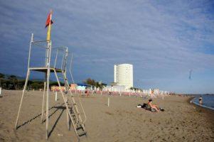 Spiaggia Ricortola - Marina di Massa