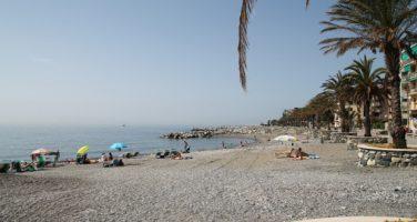 Spiaggia Arrestra - Varazze - Cogoleto