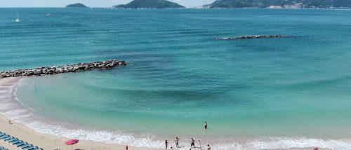 Spiaggia della Venere Azzurra - Lerici