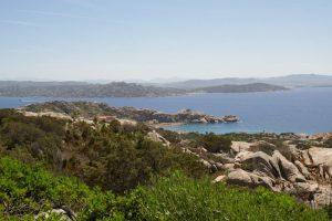 Spiaggia I due Mari - Caprera - La Maddalena