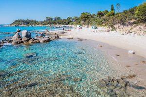 Spiaggia Foxi Lioni - Sardegna