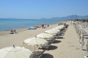 Spiaggia Lago Lungo - Sperlonga - Lazio