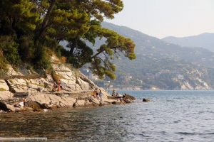 Spiaggia Scogliera Pagana - Santa Margherita Ligure
