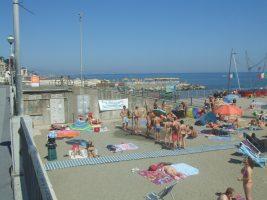 Spiaggia Teiro Varazze