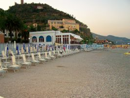 Spiaggia Chiariventi - Noli - Savona