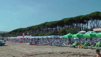 Spiaggia Pineta Catucci - Pineto - Abruzzo