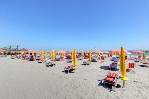 Spiaggia Porto Garibaldi - Comacchio