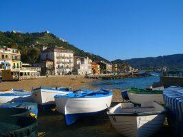 Spiaggia Punta dell'Inferno - Santa Maria di Castellabate