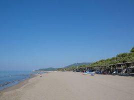 Spiaggia Roccamare - Castiglione della Pescaia