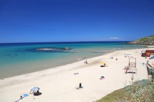 Spiaggia Ampurias Castelsardo