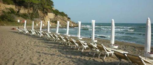 Spiaggia Capezzolo - Castiglione della Pescaia
