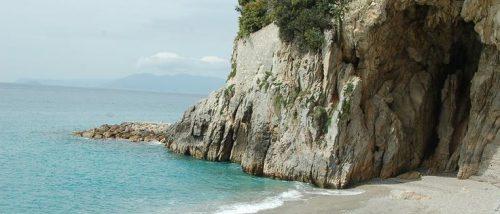 Spiaggia del Castelletto di San Donato