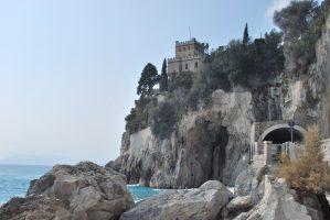 Spiaggia Castelletto San Donato - Finale Ligure