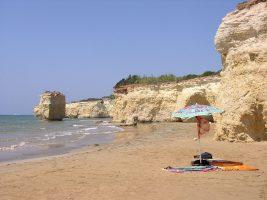 Spiaggia Cirica - Punta Cirica - Faraglioni Ciriga - Ispica