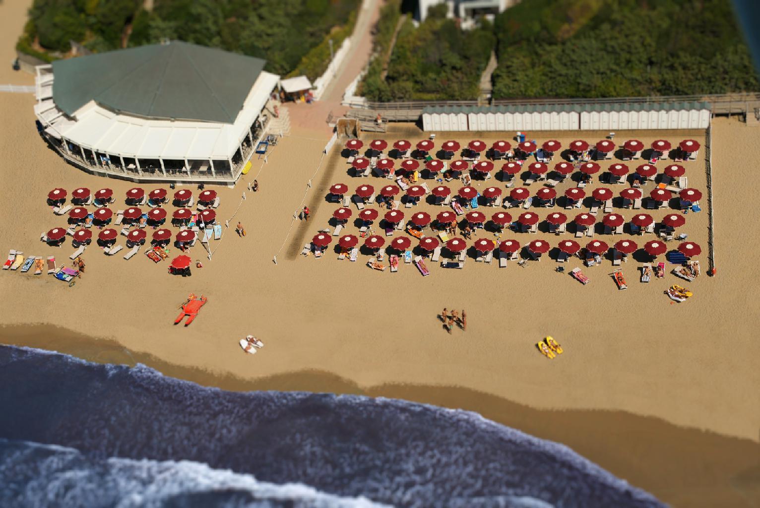 Spiaggia la Conchiglia - San Vincenzo