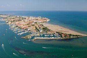 Spiaggia Costa Azzurra - Grado - Fiuli Venezia Giulia