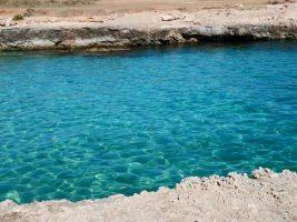 Spiaggia Creta Rossa - Cala Creta Rossa - Ostuni