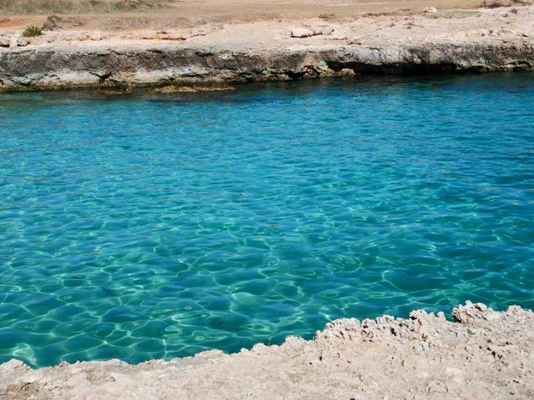 Spiaggia di Creta Rossa