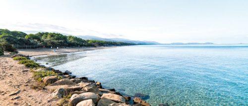 Spiaggia del Piastrone