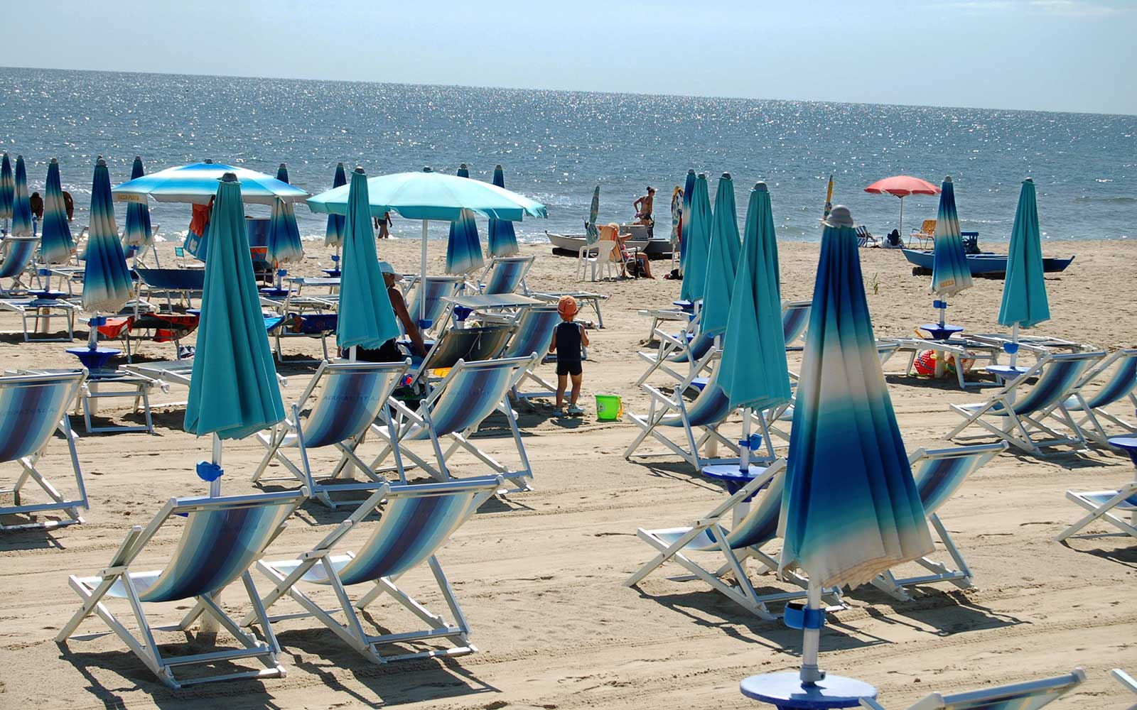 Spiaggia del Sole - Tortoreto Lido