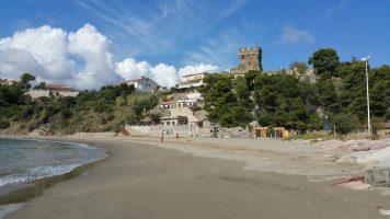 Spiaggia Dominella Casal Velino, Cilento