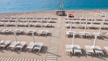 Spiaggia del Faro - Bergeggi