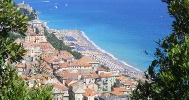 Spiaggia Finalmarina - Finale Ligure