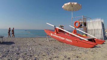 Spiaggia Finalpia - Finale Ligure
