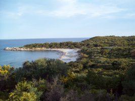 Spiaggia il Golfetto di Foxi Lioni - Sardegna