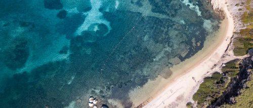Spiaggia Isolotto di Palau, Sardegna
