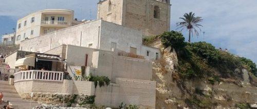 Spiaggia Madonna dell'Altomare - Otranto