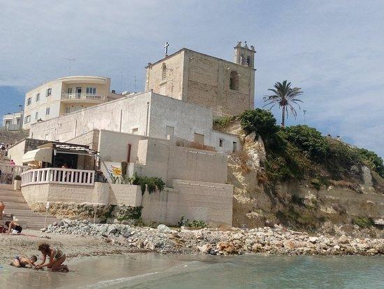 Spiaggia Madonna dell'Altomare