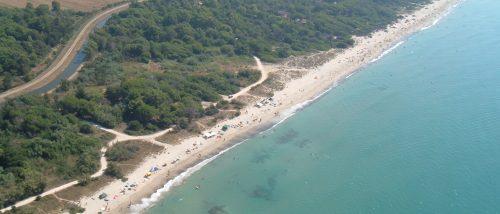 Spiaggia del Parco della Sterpaia