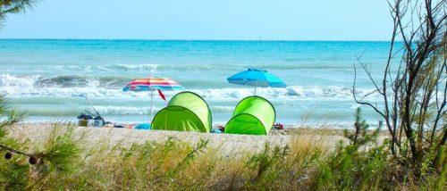 Spiaggia di Pineta Catucci