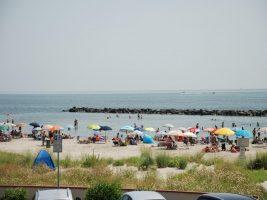 Spiaggia di Porto Garibaldi, Lidi di Comacchio