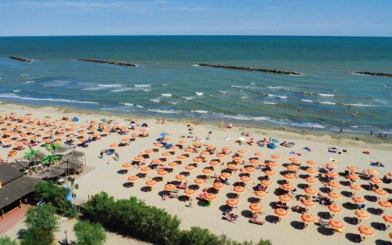 Spiaggia di Porto Garibaldi